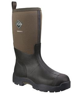 Muck Boots Muck Boots Derwent Ii Welly - Moss Picture