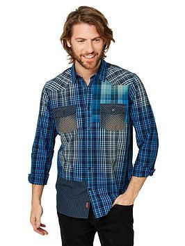 Joe Browns Joe Browns Mix It Up Check Shirt Picture