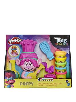 Play-Doh Play-Doh Trolls Poppy Picture
