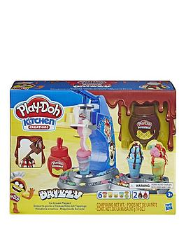 Play-Doh Play-Doh Kitchen Creations Drizzy Ice Cream Playset Picture