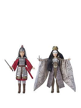 Disney Princess Disney Princess Mul Mulan And Xianniang Picture