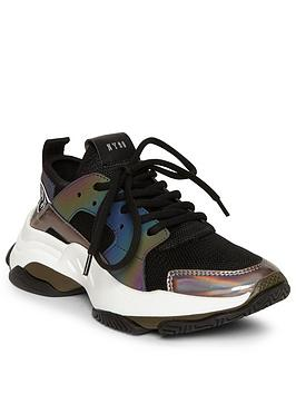 Steve Madden Steve Madden Ajax Trainer - Black Multi Picture