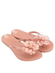 zaxy-splash-flower-flip-flops-rose