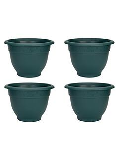 wham-set-of-4-green-48cm-round-bell-planters
