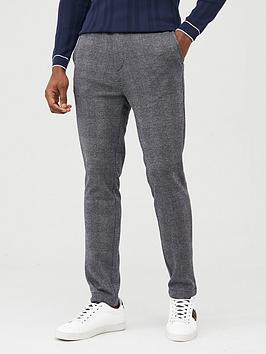 river-island-check-skinny-trousers-grey