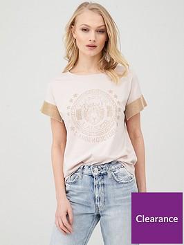 river-island-tiger-diamante-embellished-t-shirt-sand