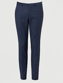 HUGO  Hugo Hugo Hesten Pin Dot Extra Slim Stretch Suit Trousers
