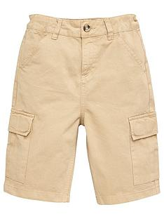 v-by-very-boys-cargo-shorts-stone