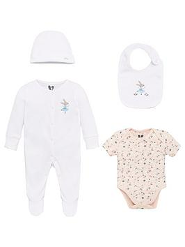 V by Very V By Very Baby Girls Ballerina 4 Piece Set - Multi Picture