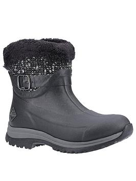Muck Boots Muck Boots Arctic Apres Supreme Welly Boot - Black Picture