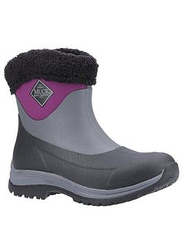 Muck Boots Muck Boots Arctic AprÈS Welly Boot - Black Multi Picture