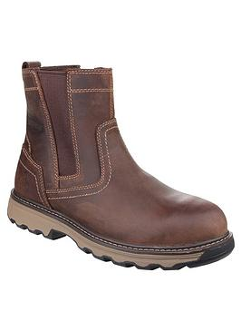 CAT Cat Pelton Pull On Boots - Brown Picture