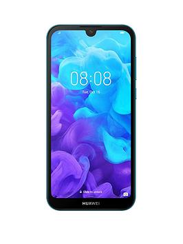 Huawei Huawei Y5 2019 - Sapphire Blue Picture
