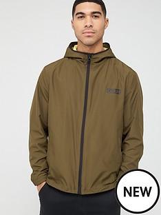 hugo-ben-hooded-jacket-khaki
