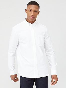 HUGO Hugo Erman Oxford Shirt - White