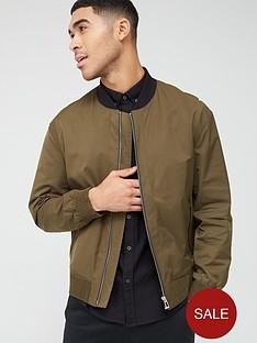 hugo-bado-bomber-jacket-khaki