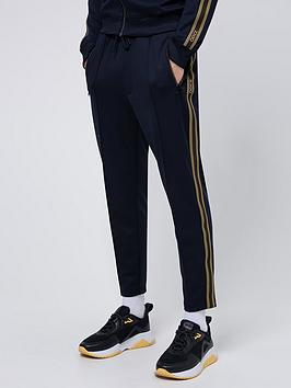 HUGO Hugo Hugo Dablon Tracksuit Bottoms With Taping Picture