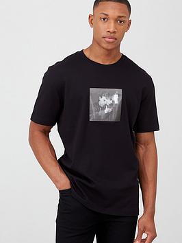 HUGO Hugo X David Bowie T-Shirt - Black Picture