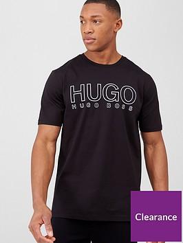 hugo-dolive-3m-hugo-logo-t-shirt-black