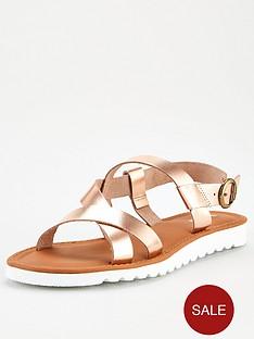 barbour-sandside-sandals-metallic