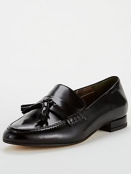 Barbour Barbour Evelyn Flat Shoe - Black Picture