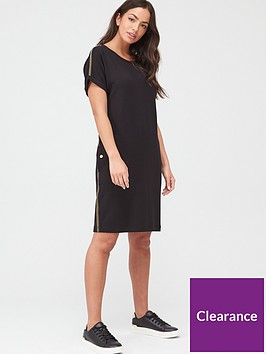 barbour-international-axel-dress-black