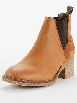 Barbour Barbour Keren Heeled Boot - Tan Picture