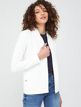 Barbour Barbour Kelsey Overlayer - White Picture