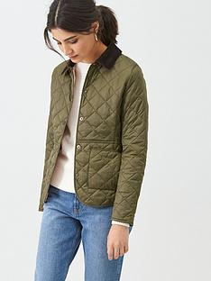 barbour-deveron-quilted-jacket-olive