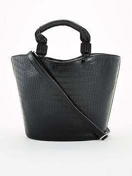 v-by-very-feature-handle-tote-bag-black