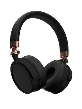 Kitsound Kitsound Accent 60 Wireless Bluetooth On Ear Headphones - Rose  ... Picture