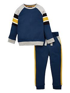 v-by-very-boys-colour-block-tracksuit-navy