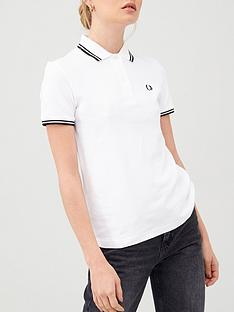fred-perry-twin-tipped-polo-t-shirt-white