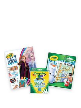 Crayola Crayola Frozen 2 Bundle Picture