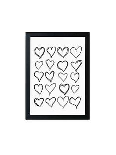 east-end-prints-love-hearts-by-honeymoon-hotel-a3-wall-art