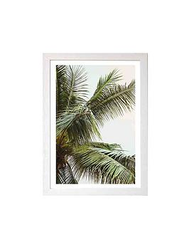 East End Prints East End Prints Palm Trees Above Me By Honeymoon Hotel A3  ... Picture