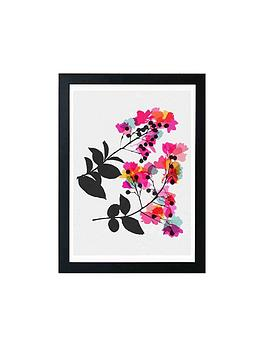 East End Prints East End Prints Myrtle 4 By Garima Dhawan A3 Framed Wall  ... Picture