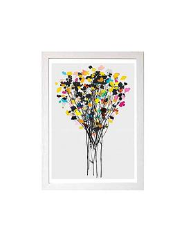 East End Prints East End Prints Buttercups 2 By Garima Dhawan A3 Framed  ... Picture
