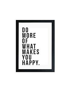 east-end-prints-do-more-of-what-makes-you-happy-by-native-state-a3-wall-art