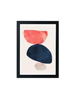 East End Prints East End Prints Balance Ii By Tracie Andrews A3 Framed  ... Picture