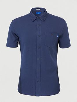 jack & jones Jack & Jones Originals Jessy Shirt - Navy Blazer Picture