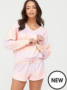 v-by-very-short-amp-sweatshirt-pyjamas-tie-dye