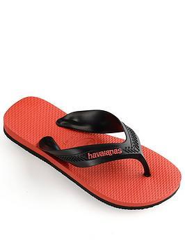 Havaianas Havaianas Max Flip Flops - Red Picture