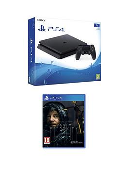 Playstation 4   1Tb + 365 Day Psn Subscription Card