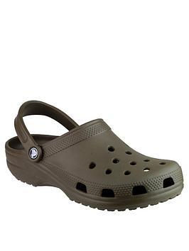 Crocs Crocs Classic Clogs - Brown Picture