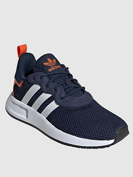 adidas Originals Adidas Originals Junior X_Plr S Trainers - Navy Picture