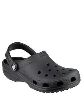 Crocs Crocs Classic Clogs - Black Picture