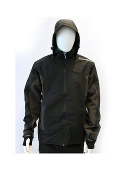 Shimano Shimano Fishing Outdoor Jacket Black Picture