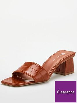 v-by-very-braxton-square-toe-low-block-heel-mule-tan