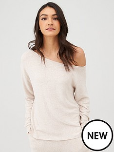 v-by-very-soft-touch-slash-neck-top-oatmeal